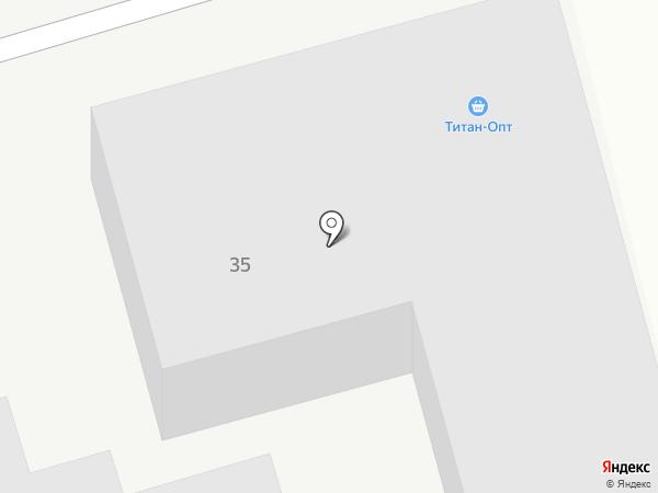 Марко-Т на карте Улан-Удэ