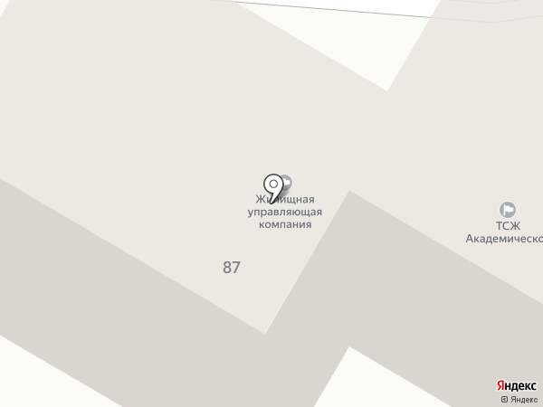 Энхалук на карте Улан-Удэ