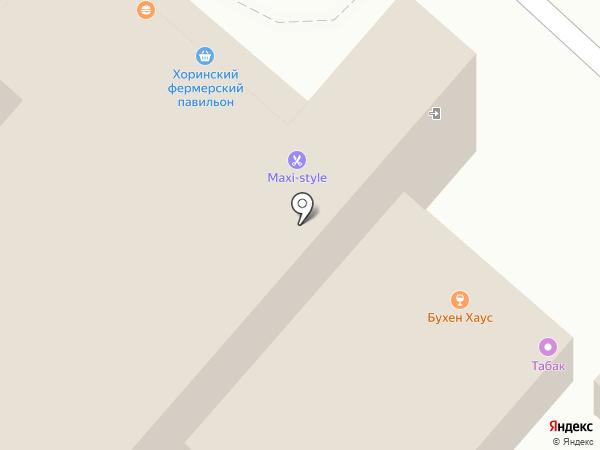 Баня на карте Улан-Удэ