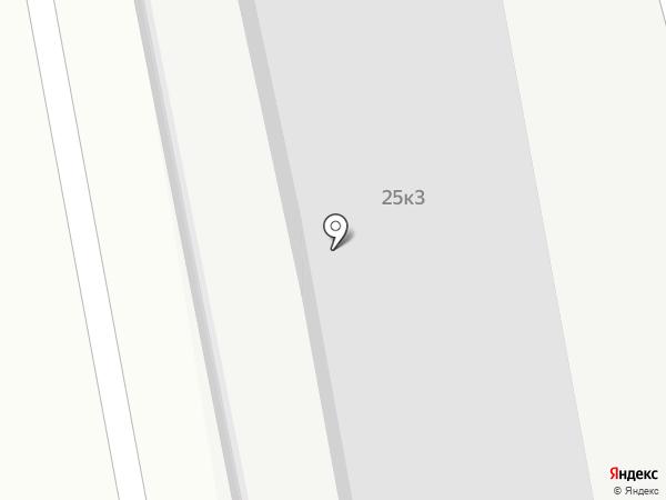 Автохит на карте Улан-Удэ