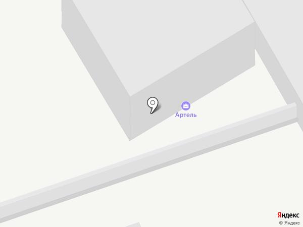 Артель на карте Улан-Удэ