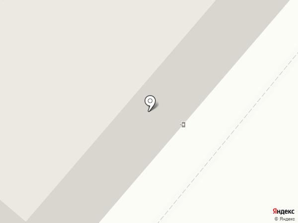 Октябрьский на карте Улан-Удэ