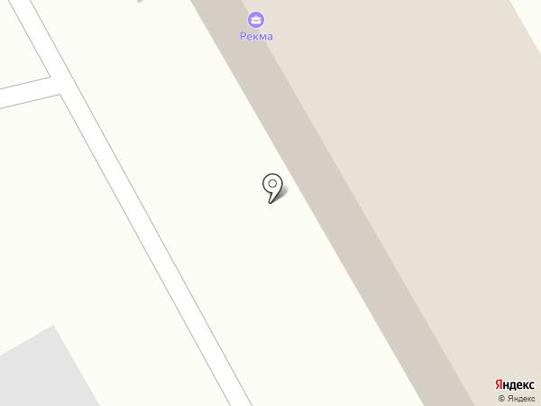 ФорДА, ЗАО на карте Улан-Удэ