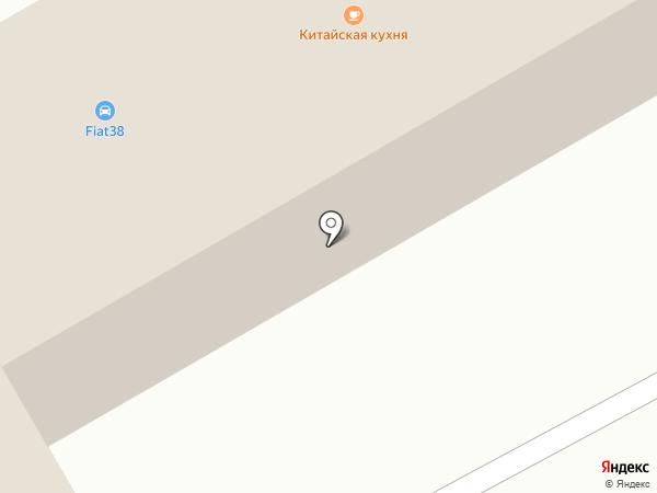 Боец на карте Улан-Удэ