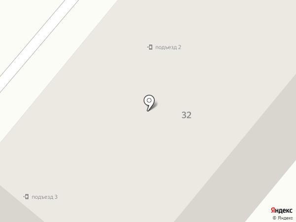 Авэл на карте Улан-Удэ