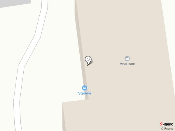 Авто СТОПОЛ на карте Улан-Удэ