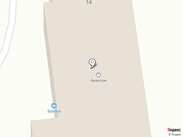 Стопол на карте Улан-Удэ
