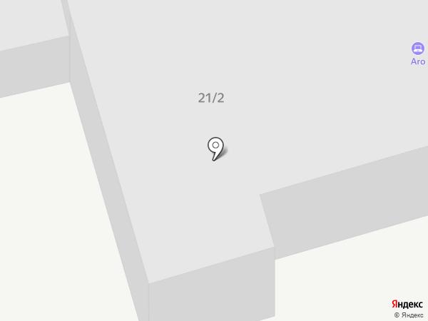 Тойота Центр Улан-Удэ на карте Улан-Удэ