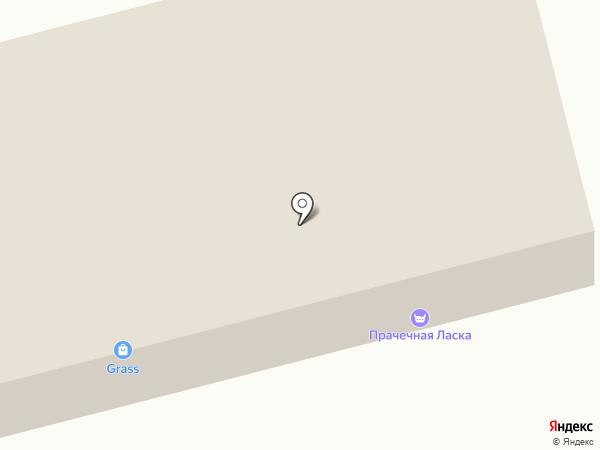 Ласка на карте Улан-Удэ