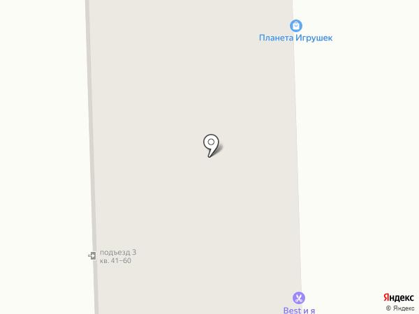 Манжа на карте Улан-Удэ