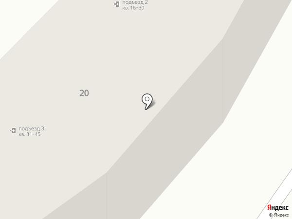 Пента на карте Улан-Удэ