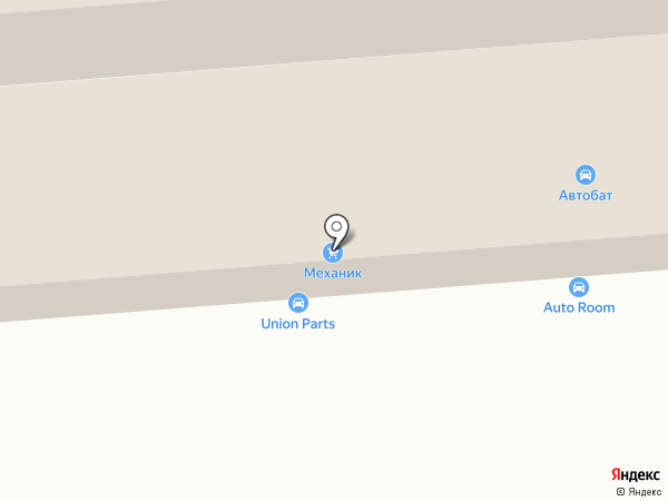 Авторум на карте Улан-Удэ