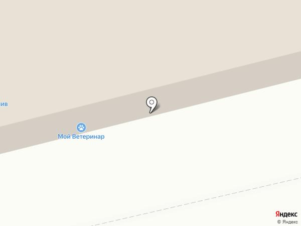 АВАС на карте Улан-Удэ