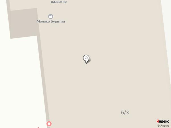 Havana Club Lounge на карте Улан-Удэ