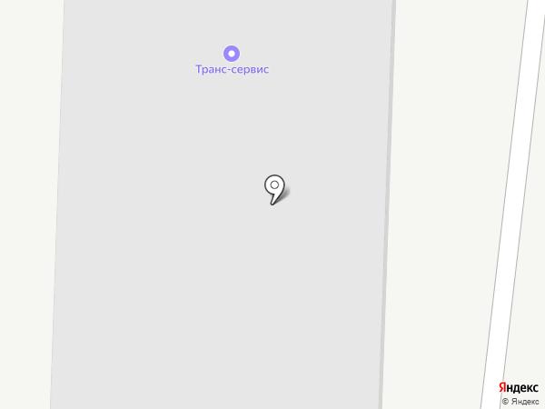 Баст на карте Улан-Удэ