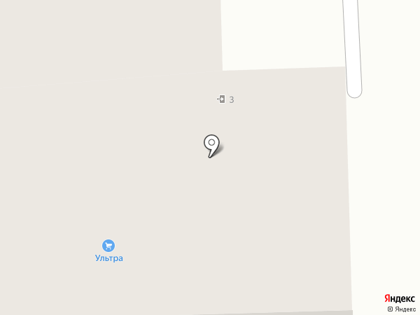 Электрис на карте Улан-Удэ