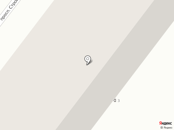 Астория на карте Улан-Удэ