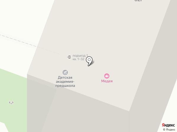Тотошка на карте Улан-Удэ