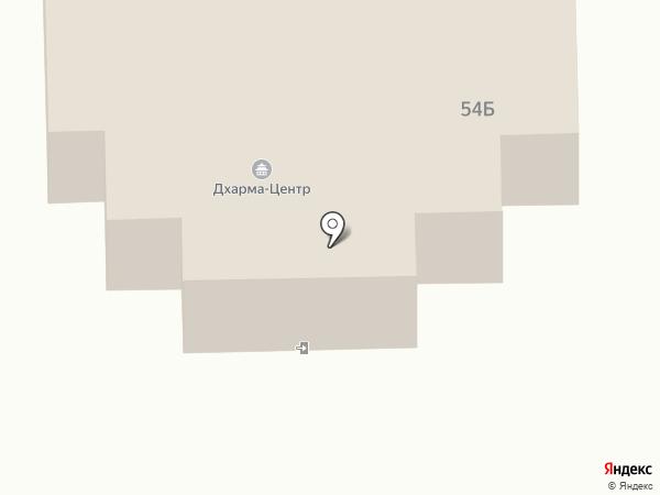 Авасолька на карте Улан-Удэ