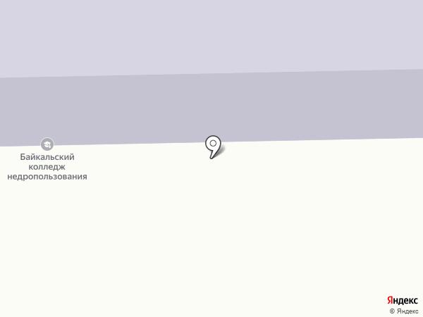 Альфа на карте Улан-Удэ