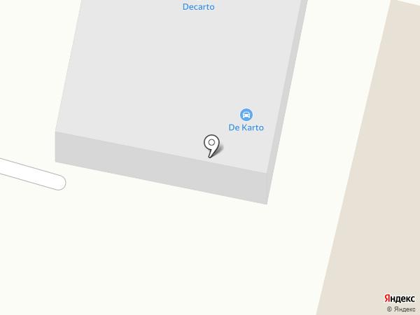 Decarto на карте Улан-Удэ