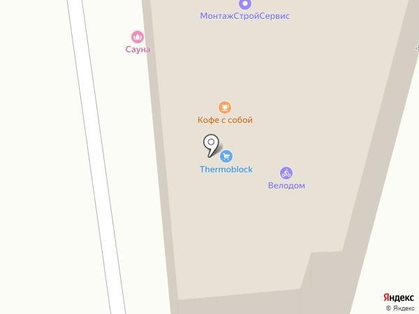 Альянс ПРО на карте Улан-Удэ