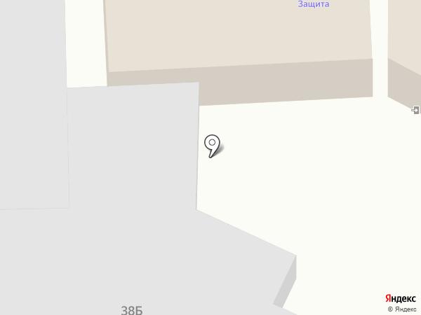 Шерине на карте Улан-Удэ