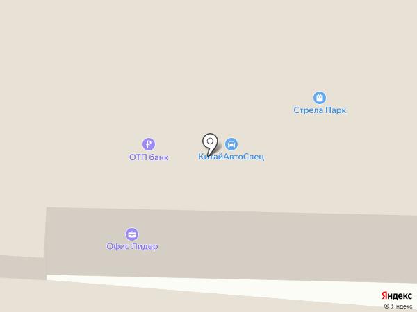 Гиперавто на карте Улан-Удэ