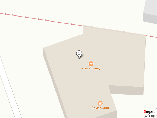 Самарканд на карте Улан-Удэ