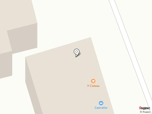 Driver на карте Улан-Удэ