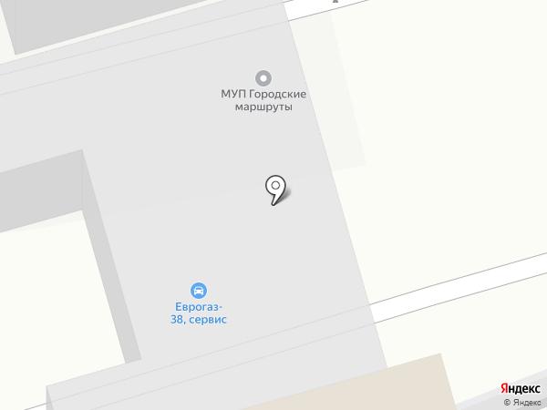 Авто гарант на карте Улан-Удэ