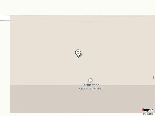 Управление муниципальной жилищной инспекции г. Улан-Удэ, МКУ на карте Улан-Удэ