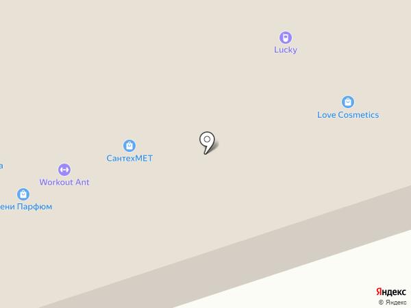 ПОЛИСТРОЙДЕТАЛЬ на карте Улан-Удэ
