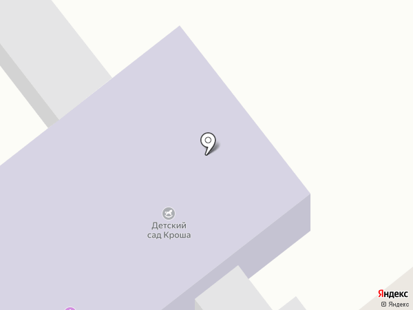 Котейка на карте Улан-Удэ