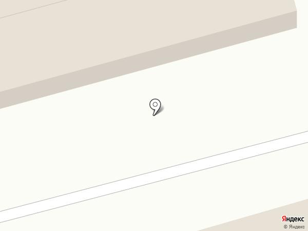 Киоск фастфудной продукции на карте Улан-Удэ
