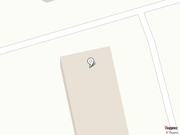 Автомойка на Стройтерминале на карте Улан-Удэ
