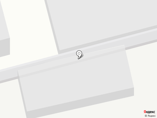 Теплая автостоянка на карте Улан-Удэ