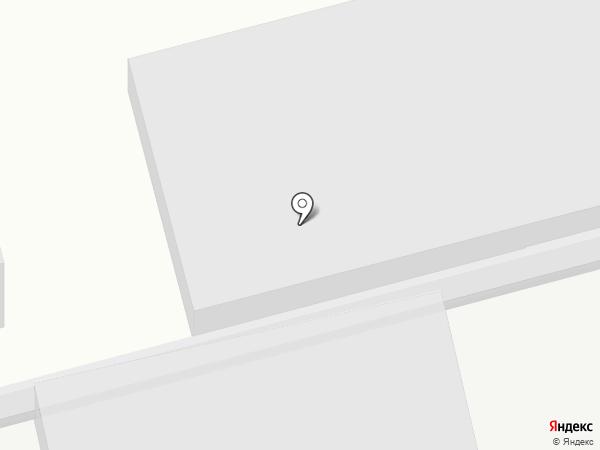Теплая автостоянка на проспекте Автомобилистов на карте Улан-Удэ