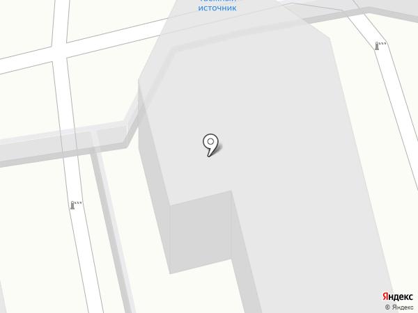 Бастион на карте Улан-Удэ