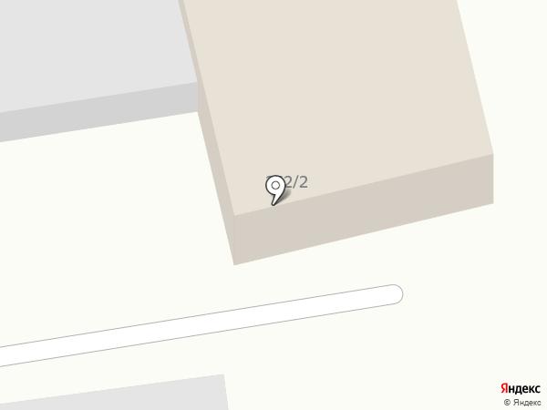 АвтоМастер_03 на карте Улан-Удэ