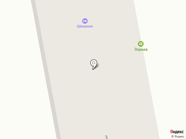 Зорька на карте Улан-Удэ