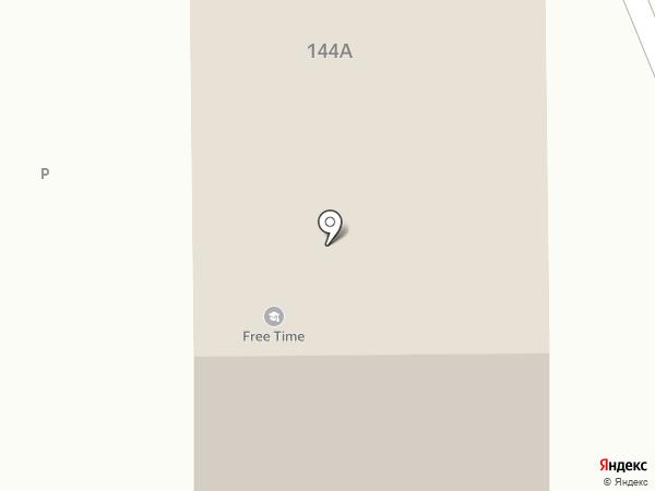 Регион-Строй на карте Улан-Удэ