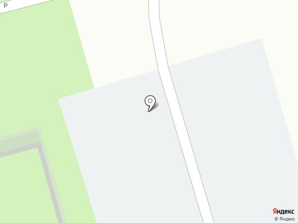 Автостоянка на карте Улан-Удэ