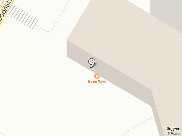 Буузы-House на карте Улан-Удэ