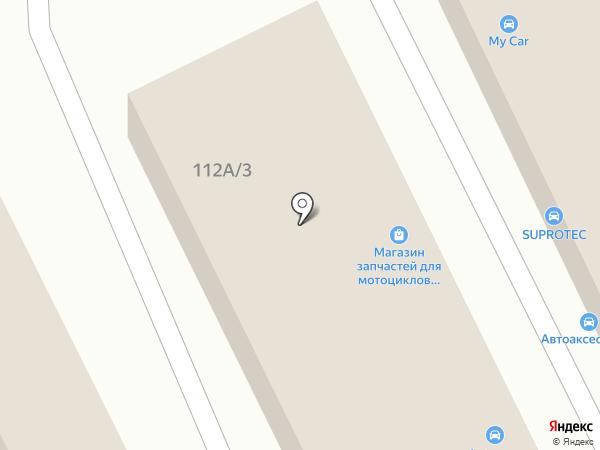 LAT-авто на карте Улан-Удэ