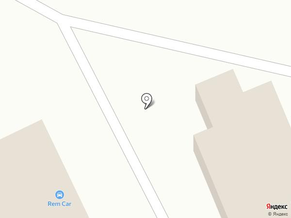 Rem Car на карте Улан-Удэ