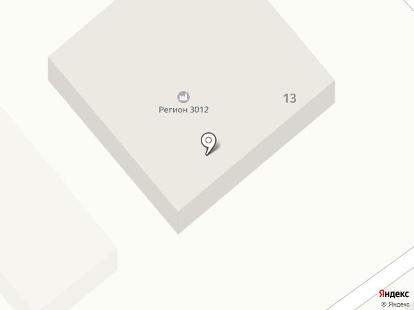 Регион 3012 на карте Улан-Удэ