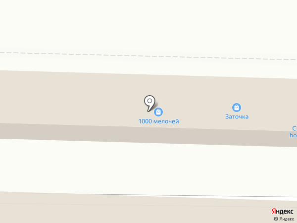 Центр камня на карте Улан-Удэ