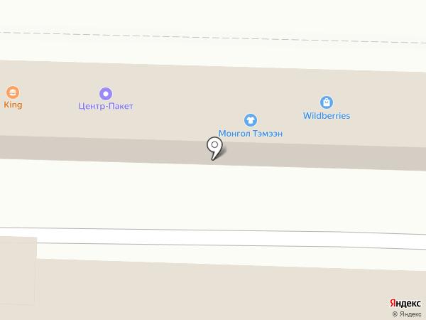 Заточка на карте Улан-Удэ