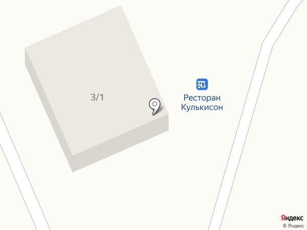 Кулькисон на карте Улан-Удэ